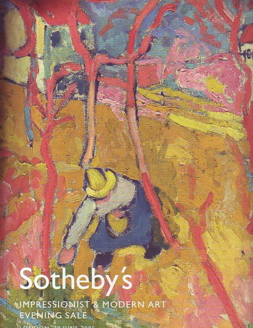 Sotheby's Impressionist Modern Art 3 May 2011
