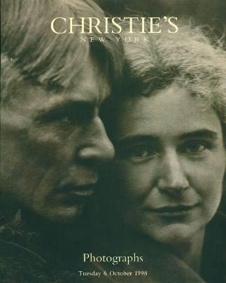 Christie's Photographs New York 10/8/09 Sale 2206