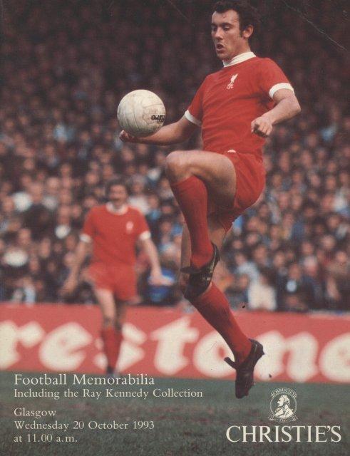 S Ray Football IH Christie'...