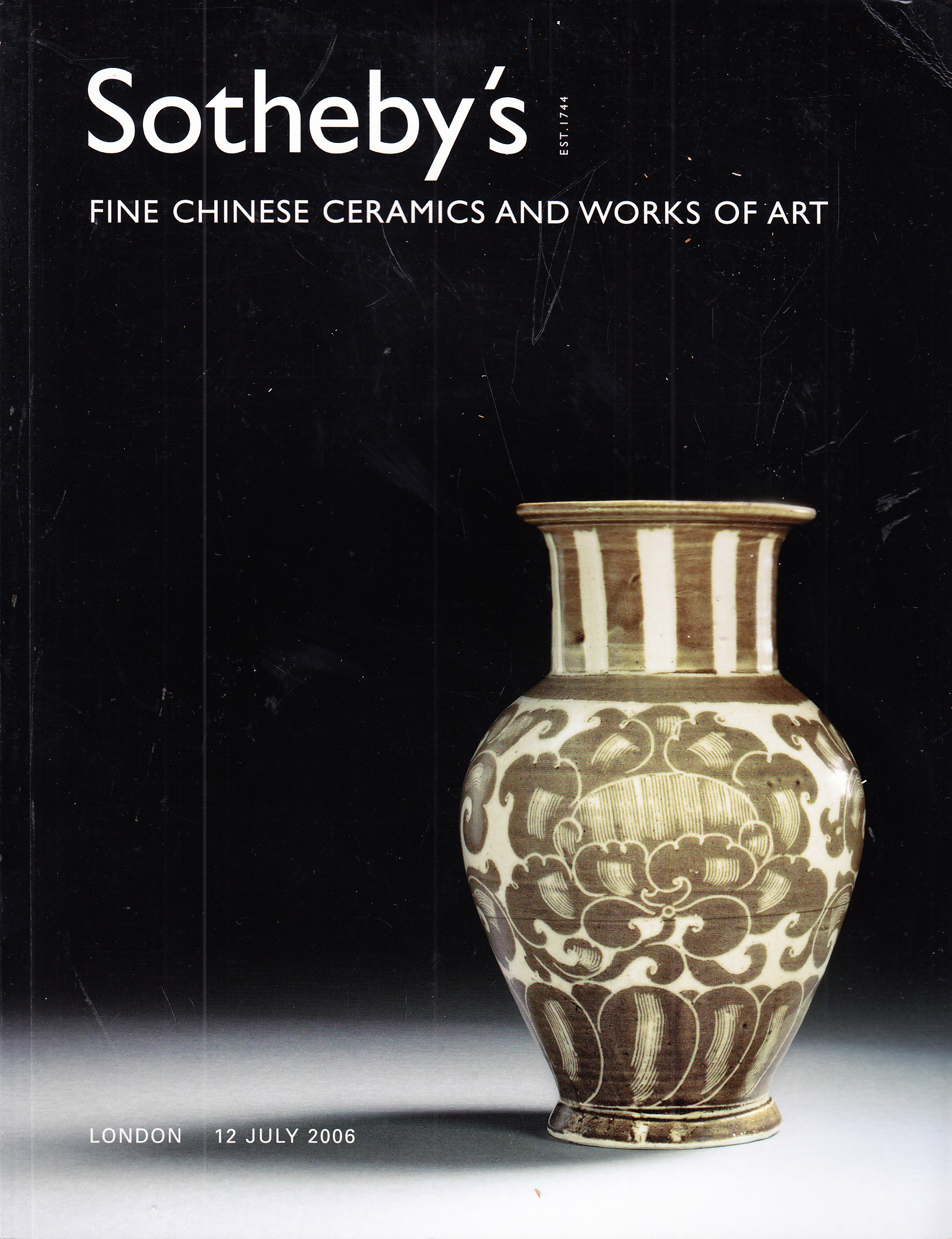 Sotheby's Fine Chinese Paintings NY Dec 5 1985