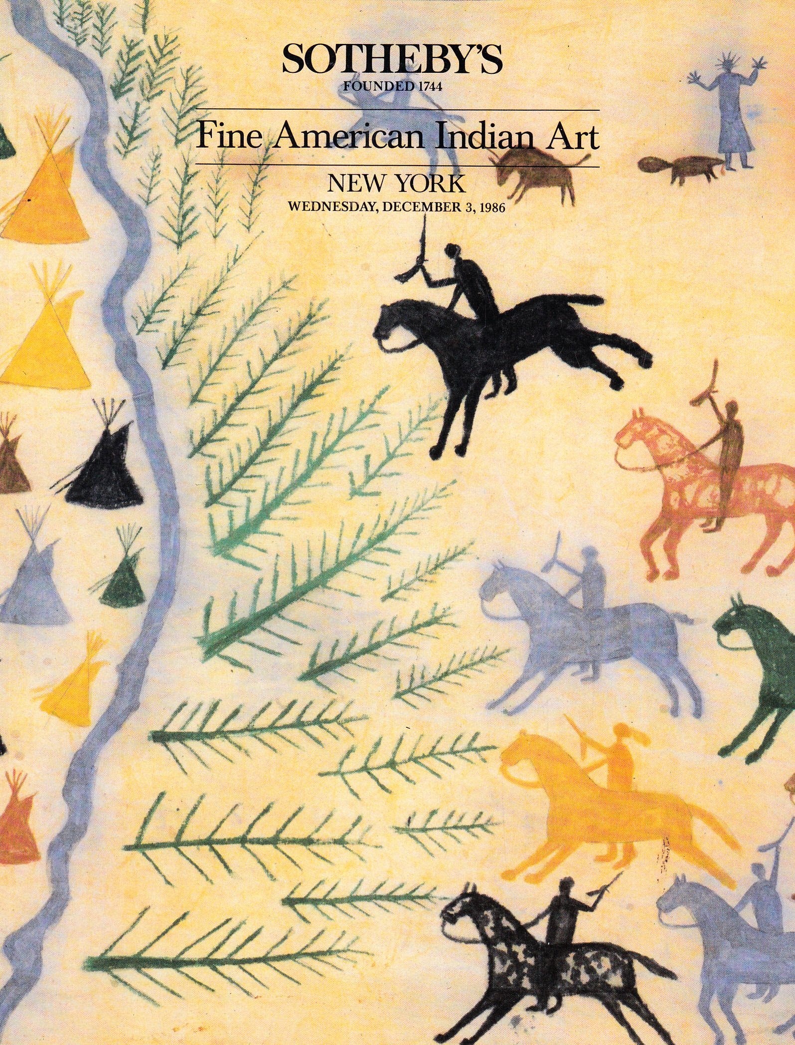 SOTHEBY'S - Fine African and Oceanic Art - May 14 1981. 14-05-1981