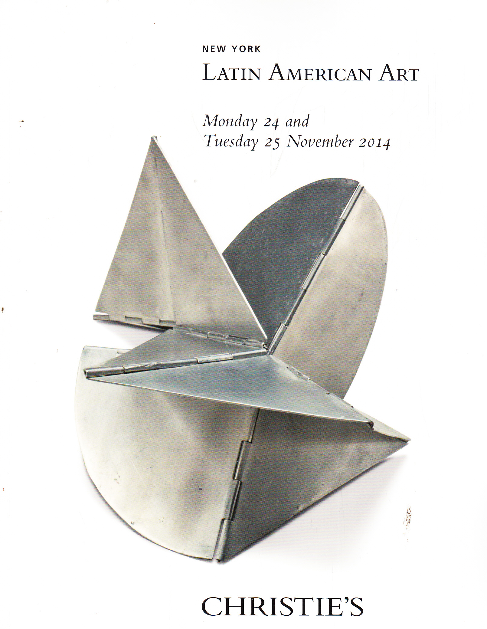 Christie's The American Landscape: Collection of Berman New York 10/7/11