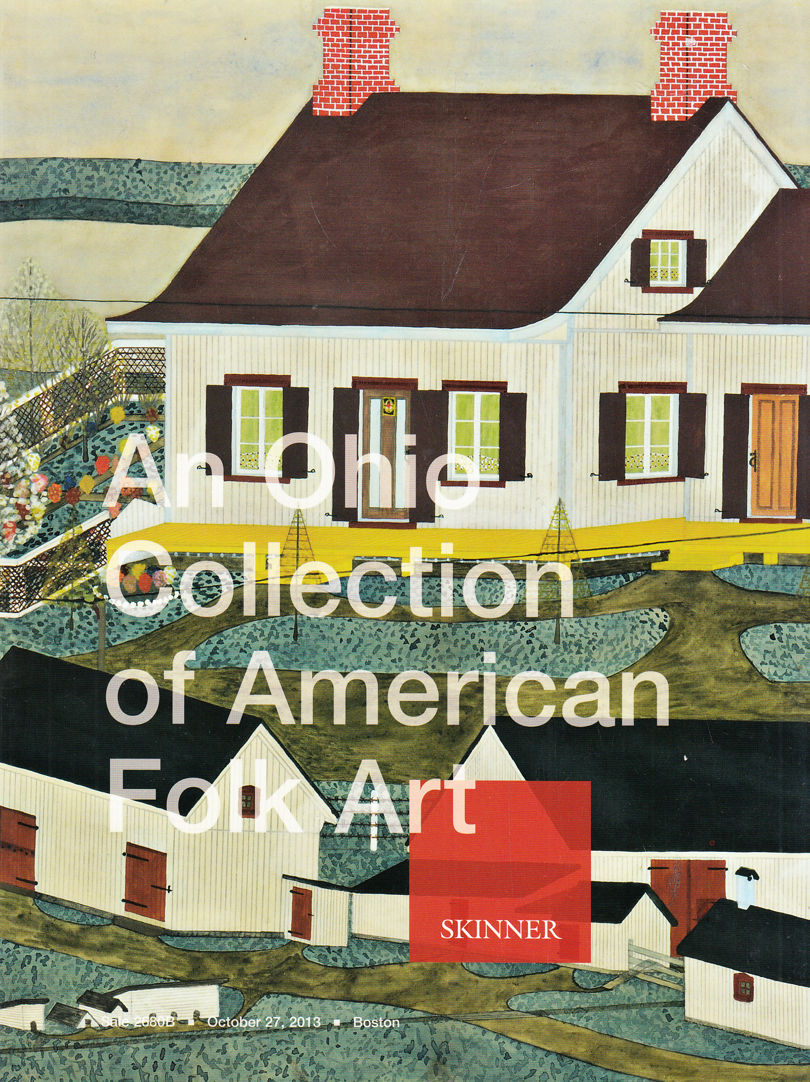 American folk art auction houses