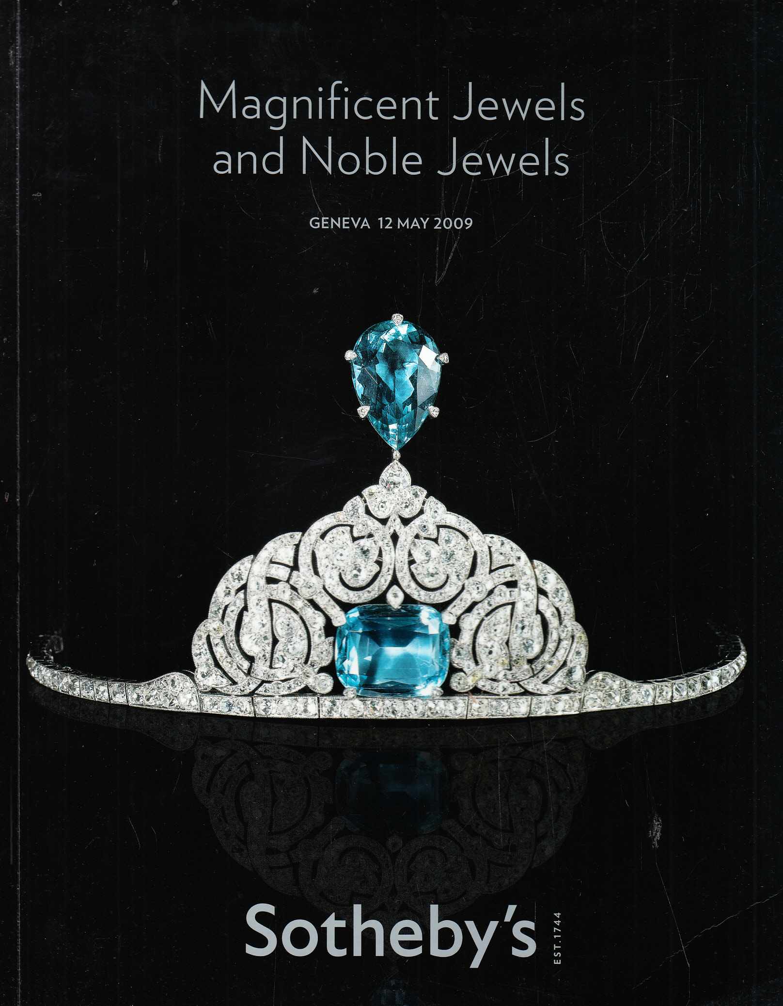 Sotheby's Magnificent Jewels and Noble Jewels Geneva 5/12 ...