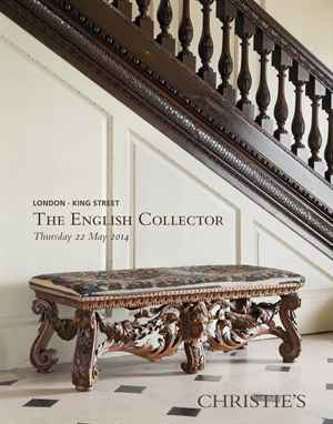 Christies The English Collector Furniture 5/22/14 Sale ...