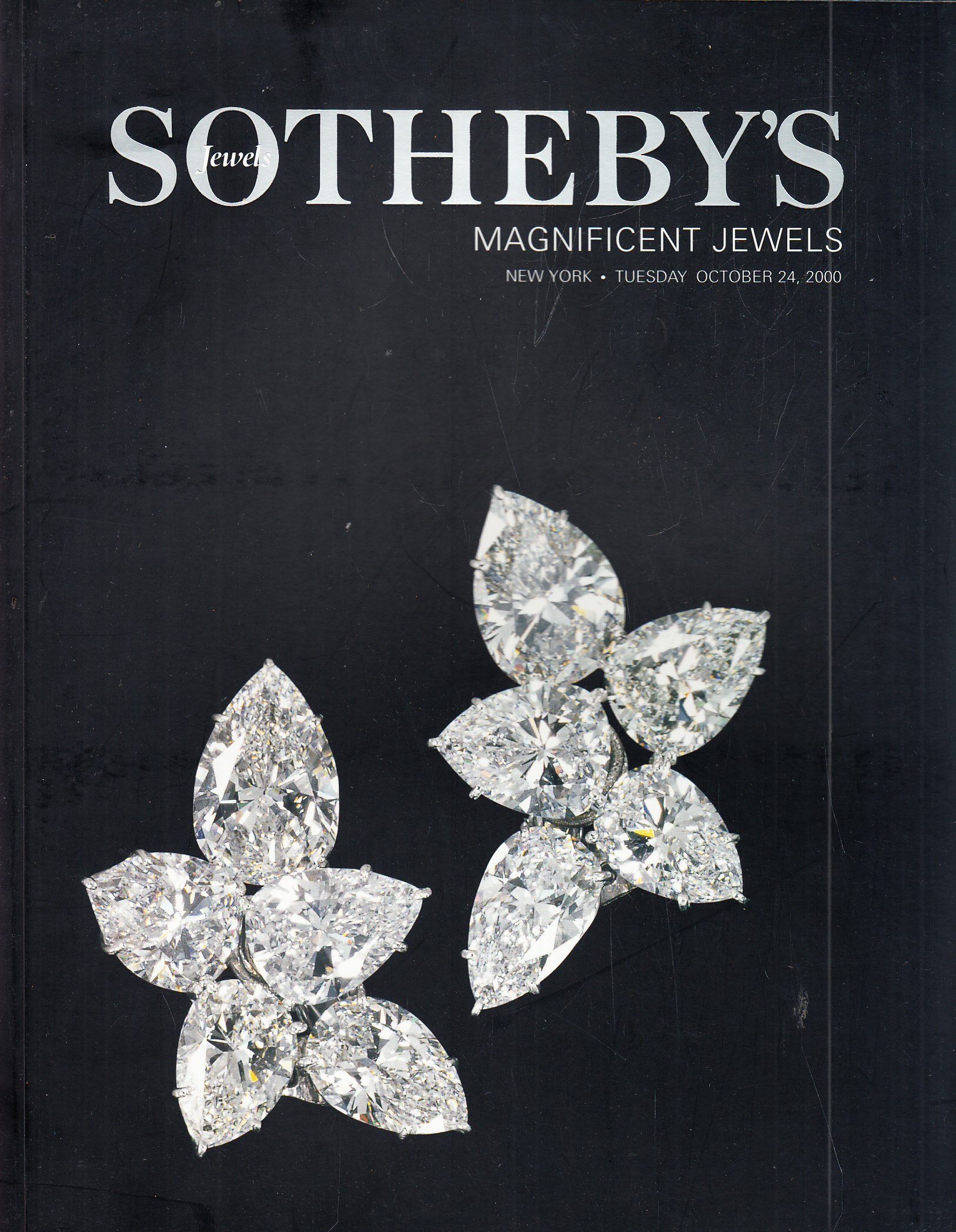 IH Sotheby's Magnificent Jewels New York 10/24/00 Sale ...