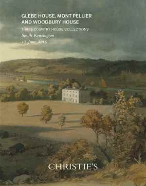 Eb christies glebe house mont pellier and woodbury house for The country home collection