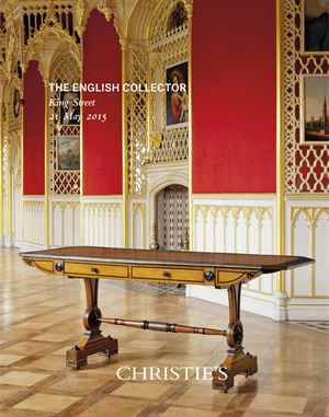 Christies the english collector furniture london 5 21 15 for Furniture auctions london
