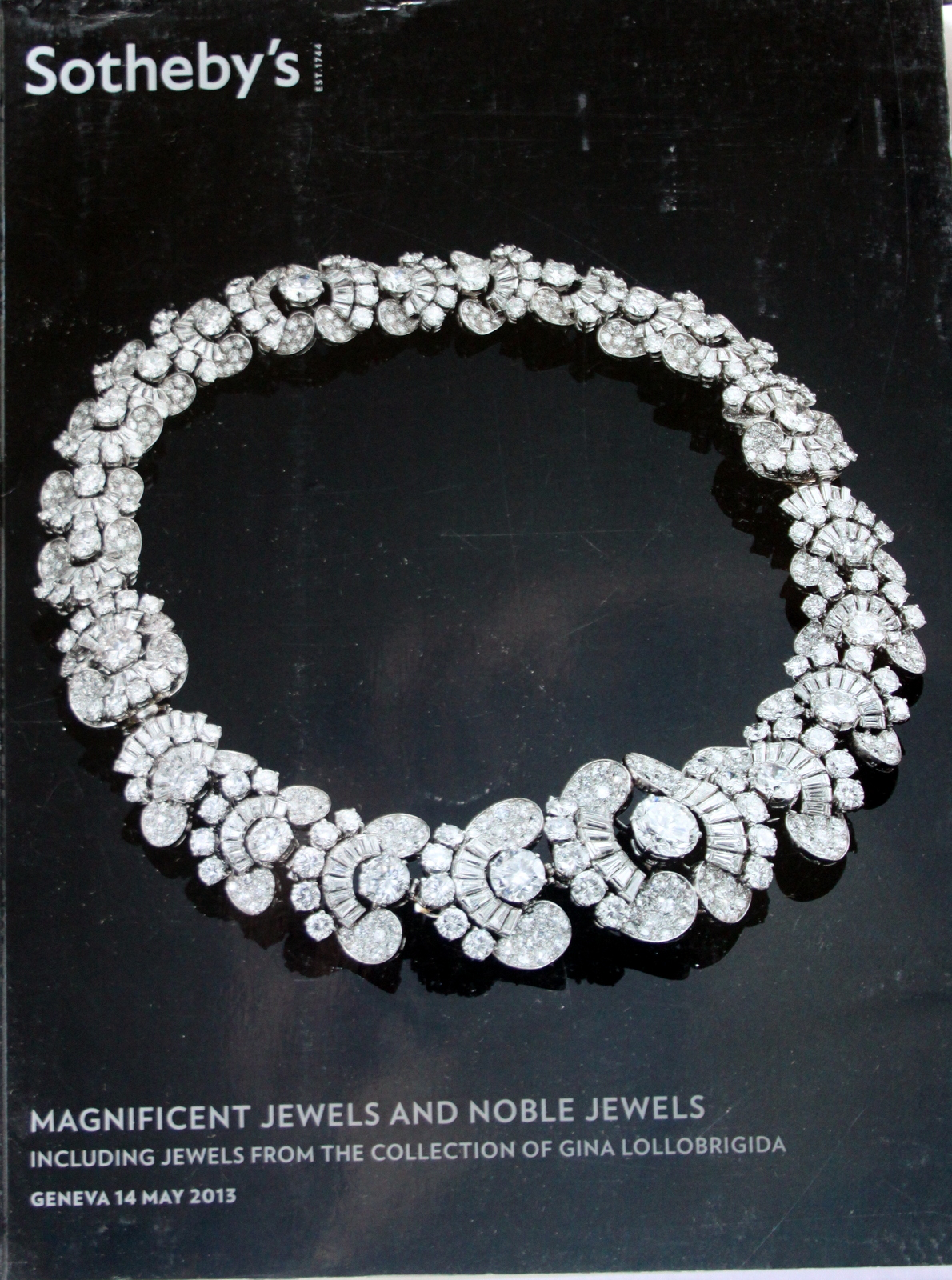 SO-AA Sotheby's Magnificent Jewels And Noble Jewels ...