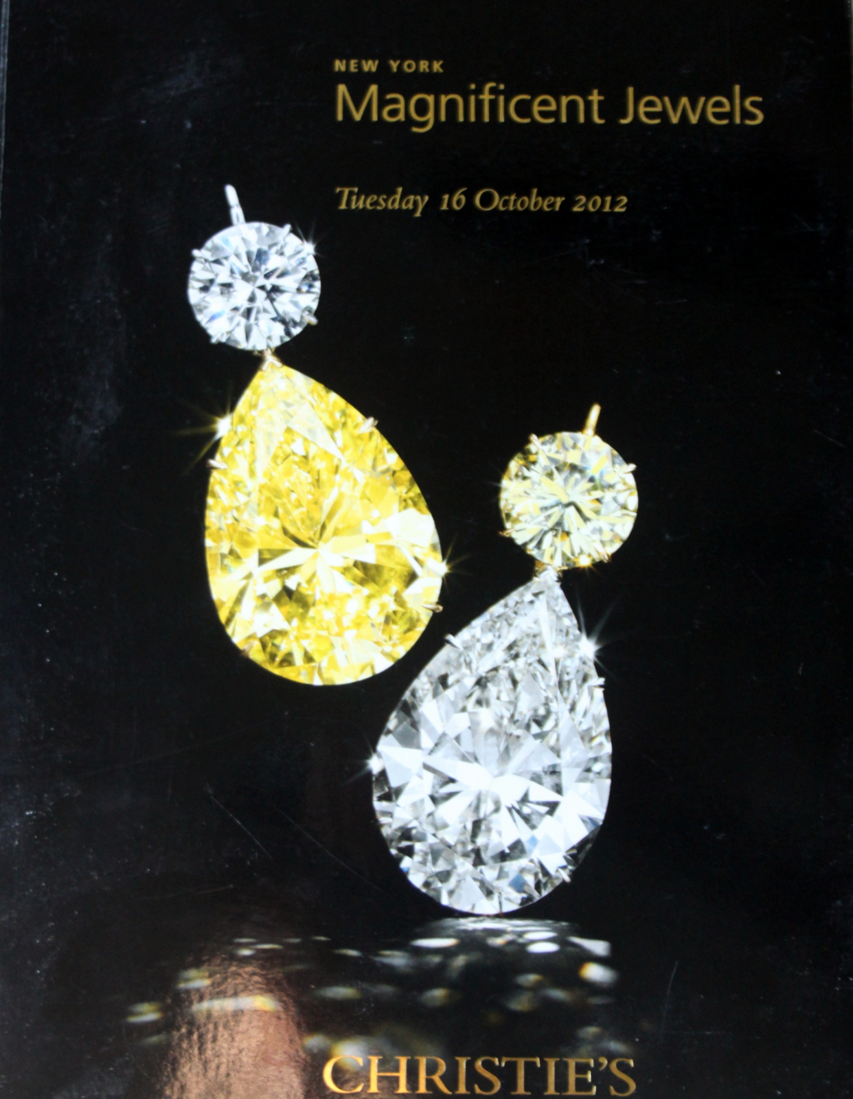 SO Christie's Magnificent Jewels New York 10/16/12 Sale ...