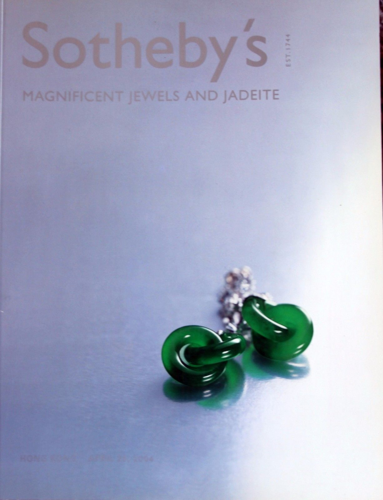 IH SOTHEBYS MAGNIFICENT JEWELS AND JADEITE HONG KONG 4/26 ...