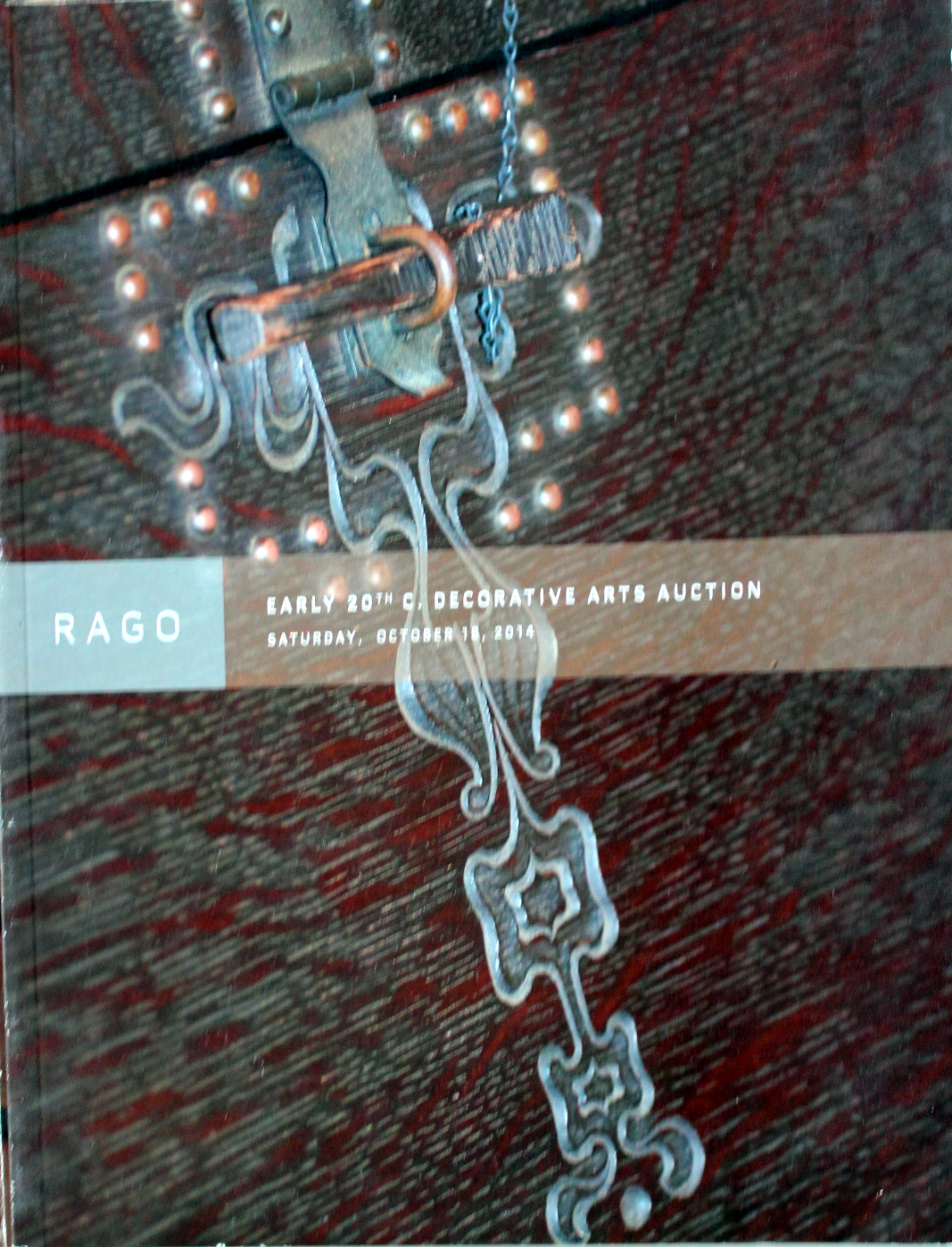 Rago Arts And Crafts Auction